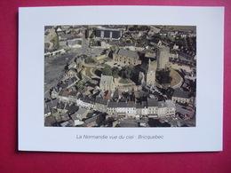 La Normandie Vue Du Ciel : Bricquebec - Bricquebec