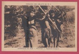 MISSIONS DES OBLATS--Amérique Du Sud-Philcomayo--Apprentis Chasseurs - Misiones