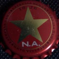 Estrella Damm N.A. Bier Kronkorken Spain 2017 Beer Bottle Crown Cap Chapa Cerveza Tappi Tapon Corona Birra Capsule Biere - Cerveza