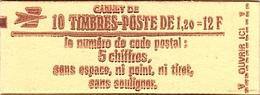 C 44 - FRANCE Carnet N° 1974 C2 - Carnets