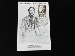 CARTE MAXIMUM    ETIENNE ARAGO - 1950-59
