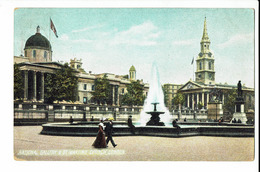 CPA - Carte Postale - Royaume Unis - London  -National  Gallery - 1905 - S1045 - Other