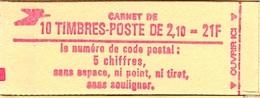 C 46 - FRANCE Carnet N° 2319 C1 - Carnets