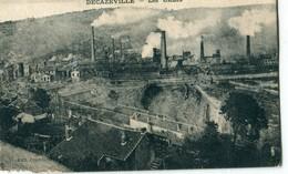 12 - Decazeville : Les Usines - Decazeville