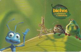 "ARGENTINA(chip) - Disney/A Bug""s Life 3, Telefonica Telecard(F 136), 10/98, Used - Argentina"