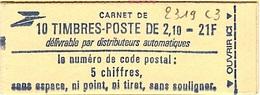 C 47 - FRANCE Carnet N° 2319 C3 - Carnets