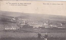 62] Pas De Calais > Escalles Vue  Perspective Du Village - Andere Gemeenten