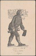 Old Boots At The Unicorn Inn, Ripon, Yorkshire, 1908 - U/B Postcard - England