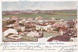 PALMA DE MALLORCA  / CIRC 1903 - Palma De Mallorca