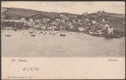 Polruan, Near Fowey, Cornwall, 1907 - Wrench Postcard - England