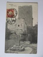 Annweiler-Ruine Trifels,Germany Maxicard/maximum Card From 1907 - Germania