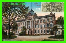 CREFELD, GERMANY - KAUPTPOSTAL  - TRAVEL IN 1911 - TRINKS & CO - H, LEIPZIG - - Allemagne