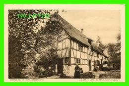 BERGISCHE, GERMANY - BAUERNHOFE, OBERGELPE B HULSENBUSCH  - WILH FULLE - - Bergisch Gladbach
