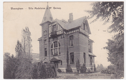 Waereghem (Waregem) - Villa Madeleine Van Mr. Gernay - 1911 - Uitg. De Graeve Nr 1887 - Waregem