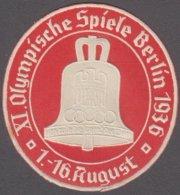 F-EX3721 GERMANY DEUTSCHLAND CINDERELLA 1936 MNH OLYMPIC GAMES - Allemagne