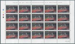 1995 Europa C.E.P.T., Minifoglio Bosnia Erzegovina, Serie Completa Nuova (**) - Europa-CEPT