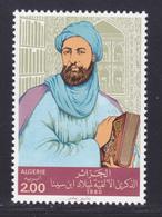 ALGERIE N°  722 ** MNH Neuf Sans Charnière, TB (D7436) Avicenne, Médecin Et Philosophe Iranien - Algerien (1962-...)