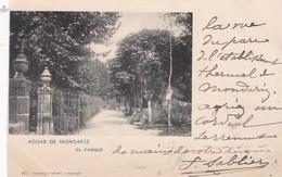 AGUAS DE MONDARIZ / EL PARQUE / CIRC 1902 / HAUSER 41 - Pontevedra
