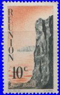 Réunion 1933. ~ YT 125* - 1 C. Cascade De Salazie - Réunion (1852-1975)