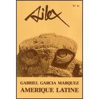 Silex N° 11 : Gabriel Garcia Marquez / Amérique Latine. 1982 - Poésie