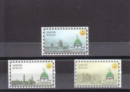 Stamps SUDAN 2017 City Of Sinnar . The Islamic Culture Capital MNH */* - Sudan (1954-...)