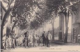 30 - SAINT CHRISTOL LES ALAIS - La Route - France