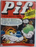 PIF GADGET N°107 BE Couv  Mic Delinx - Pif Gadget