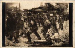 CPA Salon 1902 J. ADLER Au Pays De La Mine (702238) - Peintures & Tableaux