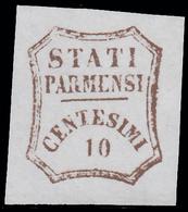 Parma - Governo Provvisorio: 10 C. Bruno - 1859 - Parma