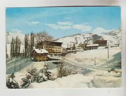 CPSM ENCHASTRAYES (Alpes De Haute Provence) - LE SAUZE : 1400/2400 M Station De Sports D'hiver De La Vallée De L'Ubaye - Francia