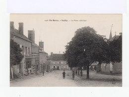 En Berry. Vailly. La Place, Côté Sud. (3035) - Autres Communes