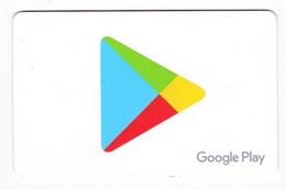 Geschenkkarte Google Play € 25,00 Gift - Gift Cards