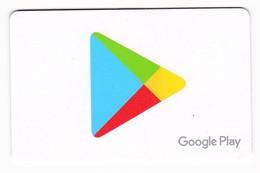 Geschenkkarte Google Play € 50,00 Gift - Gift Cards