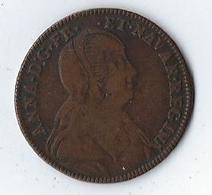 Monnaie France LUDOVICVS XIIII ANNA REGINA RÉGENCE D'ANNE D'AUTRICHE ET LOUIS XIV - 1643-1715 Louis XIV. Le Grand
