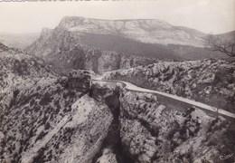 GORGES DU VERDON  RIVE GAUCHE ROUTE D'AIGUINES (dil381) - France