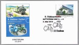 Exposicio Vehiculos Antiguos. MOTOCICLETAS - MOTORCYCLES. Ernstbrunn 2015 - Moto