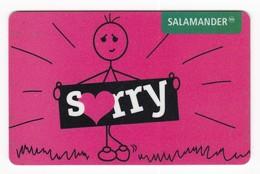 Geschenkkarte Salamander Gift - Gift Cards