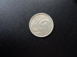 SINGAPOUR : 5 CENTS   1969   KM 2    SUP - Singapur