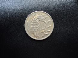 SINGAPOUR : 10 CENTS   1969    KM 3     TTB - Singapur