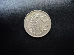 SINGAPOUR : 10 CENTS   1970    KM 3     SUP - Singapur