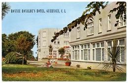 GUERNSEY : RONNIE RONALDE'S HOTEL - Guernsey
