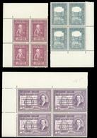 N°987/989 - Série  MOZART MUSIQUE En Blocs De 4, Cdf, Xx .  Fraîcheur Postale. TTB  - 12885 - Música