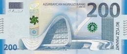 AZERBAIJAN P. NEW 200 M 2018 UNC - Azerbaïjan