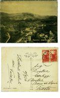 TRAVESIO ( PORDENONE ) PANORAMA - ED. AGOSTI - 1950 ( 2198 ) - Pordenone