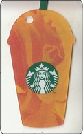 """Set 3 Germany  Starbucks Card """"Frappuchino Cup"""" Mini 2016-6136 - SBX17 - Gift Cards"""