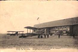 Beverloo - Champs D'avitation Militaire - Le Hangar (animation) - Leopoldsburg (Camp De Beverloo)