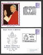 MAY 1982.  PAPAL VISIT TO U.K. - United Kingdom