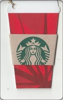 """Germany  Starbucks Card """"Frappuchino Cup"""" Mini 2014-6101 - SBX15 - Gift Cards"""