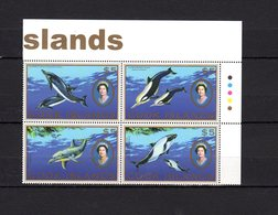 Cook Islands 2007  Marine Life MNH Mi.1599-02 --(cv 160 EUR) - Marine Life