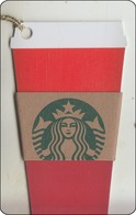 """Germany  Starbucks Card """"Frappuchino Cup"""" Mini 2015-6112 - SBX16 - Gift Cards"""